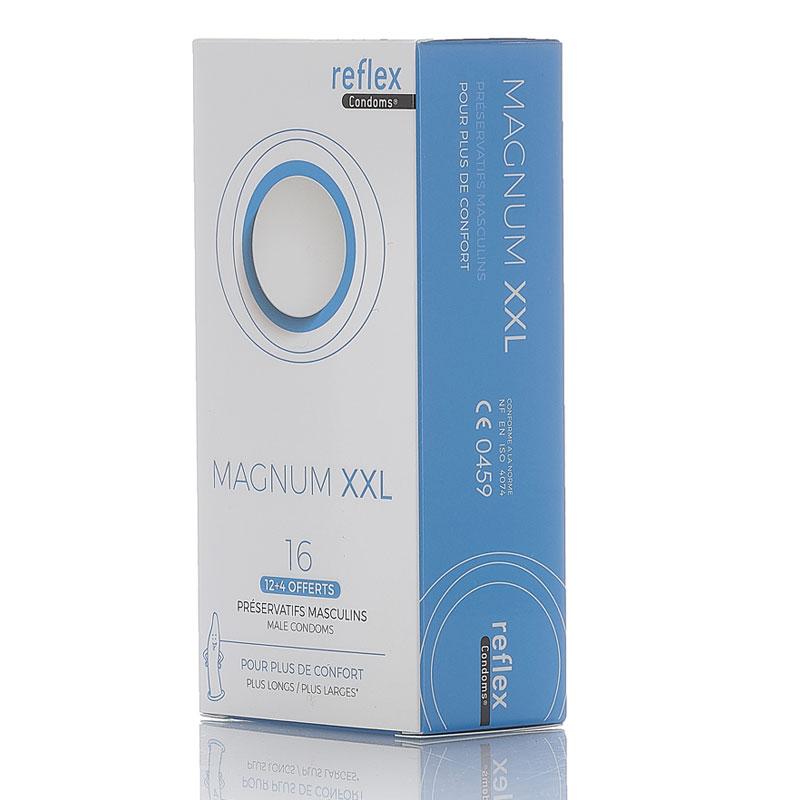 reflex condoms magnum xxl
