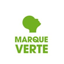 logo marque verte